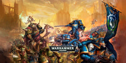 EVENT - Kirtonian Conflict IV - Warhammer 40000 Tournament - Saturday 22nd June