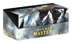 Magic the Gathering: Double Masters Draft Booster Display