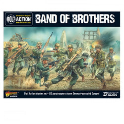 BOLT ACTION STARTER SET BAND OF BROTHERS