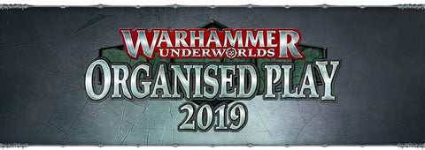EVENT - Catacombs of Kirton VII - Warhammer Underworlds Organised Play Championship - Saturday 13th July