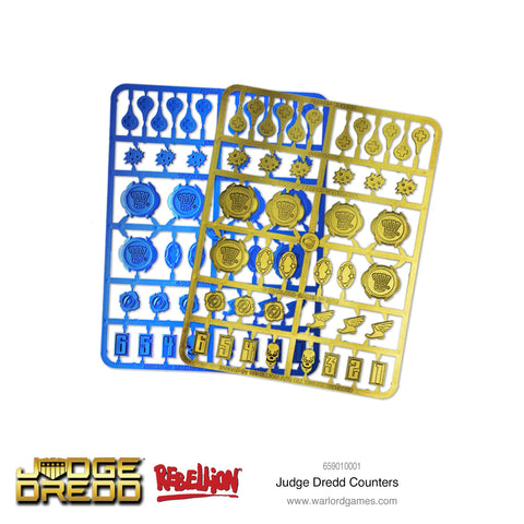 Judge Dredd: Counters