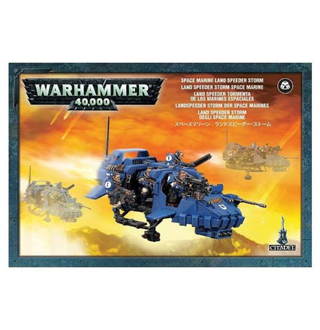 Space Marines: Land Speeder Storm