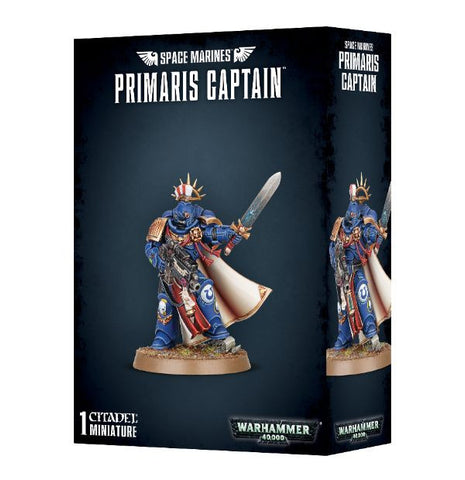 Space Marines: Primaris Captain