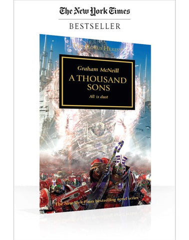 HORUS HERESY: A THOUSAND SONS