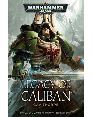 Dark Angels Legacy Of Caliban: The Omnibus