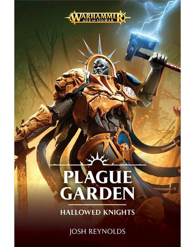 LAST ONE - Hallowed Knights: Plague Garden (Paperback)