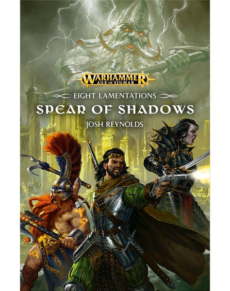 Age of Sigmar - Eight Lamentations: Spear of Shadows