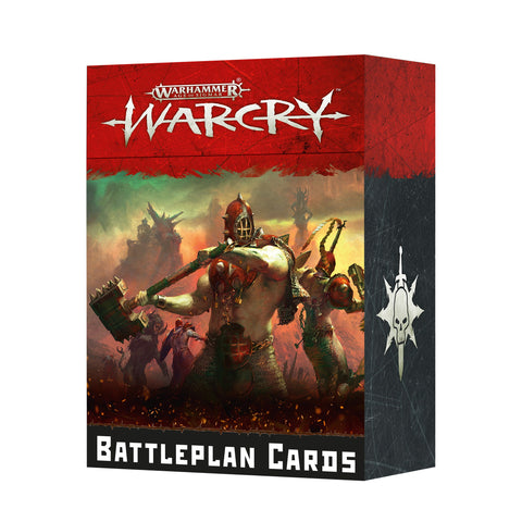 WarCry: Battleplan Cards