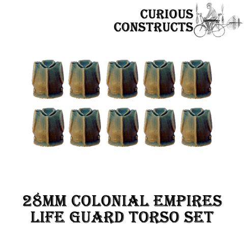 COLONIAL EMPIRES LIFE GUARD TORSO SET