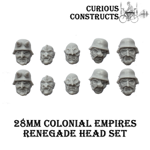 COLONIAL EMPIRES RENEGADE HEAD SET