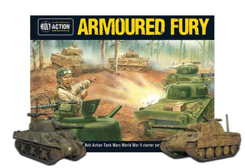 BOLT ACTION ARMOURED FURY