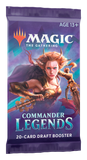 Magic the Gathering: Commander Legends Draft Booster Pack