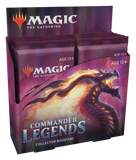 Magic the Gathering: Commander Legends Collectors Booster Display