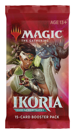 Magic the Gathering - Ikoria: Lair of Behemoths Booster Pack