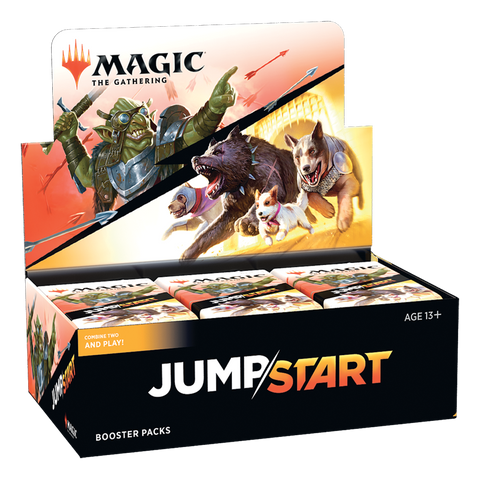 Magic the Gathering: Core Set 2021 Jumpstart Booster Display