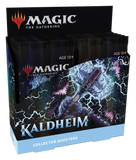 Magic the Gathering: Kaldheim Collectors Booster Display