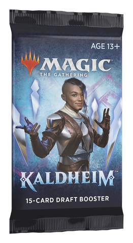 Magic the Gathering: Kaldheim Draft Booster Pack