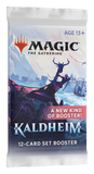 Magic the Gathering: Kaldheim Set Booster Pack