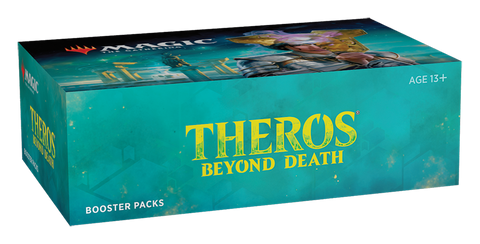 Magic the Gathering: Theros Beyond Death Booster Display