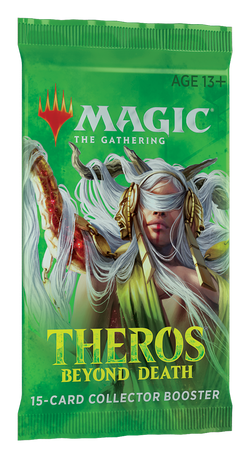 Pre-Order - Magic the Gathering: Theros Beyond Death Collectors Booster Pack