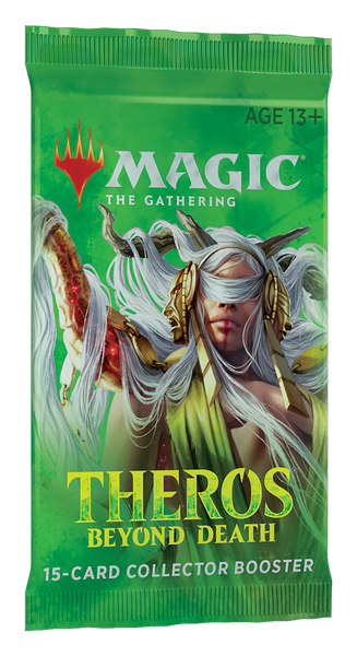 Magic the Gathering: Theros Beyond Death Collectors Booster Pack