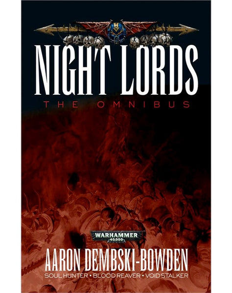 NIGHT LORDS: THE OMNIBUS