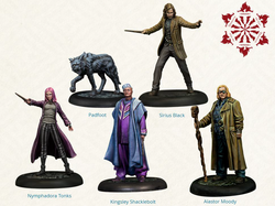 PRE-ORDER - HARRY POTTER MINIATURES ADVENTURE GAME - ORDER OF THE PHOENIX