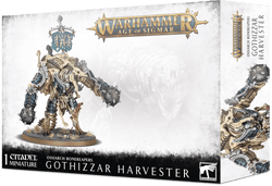 Ossiarch Bonereapers: Gothrizzar Harvester