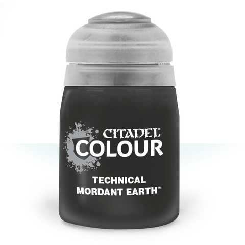 Technical: Mordant Earth