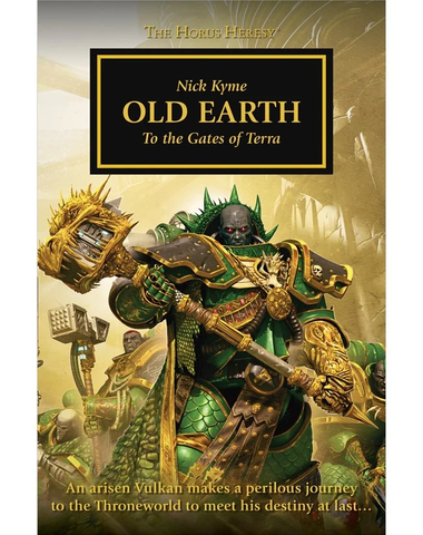 Horus Heresy: Old Earth (Paperback)