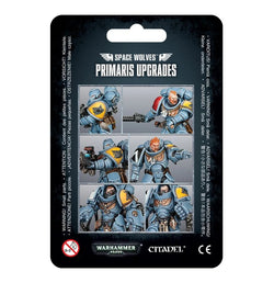 Space Wolves: Primaris Upgrades