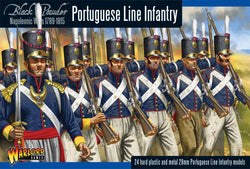 Portugese Line Infantry