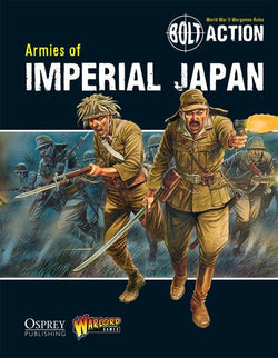 BOLT ACTION ARMIES OF IMPERIAL JAPAN