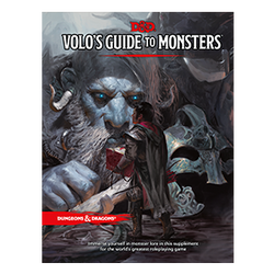 VOLO'S GUIDE TO MONSTERS A DUNGEONS & DRAGONS SUPPLEMENT