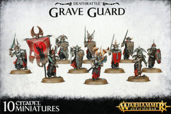Deathrattle Grave Guard