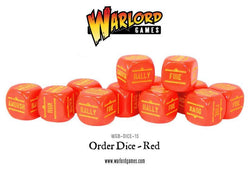Order Dice pack - Red