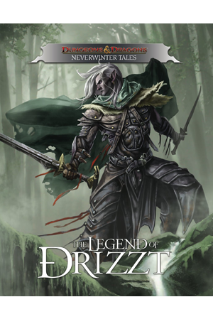 DRIZZT BOARD GAME D&D ADVENTURE SYSTEM