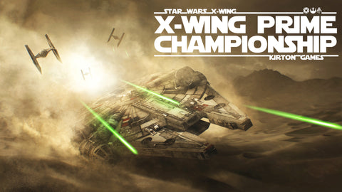 South West X-Wing Prime Championship 2020 - 27th June 2020