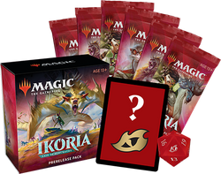 MTG Ikoria Lair of Behemoths Prerelease Kit