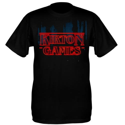 Kirton Games Adult T-Shirt - The Upside Down