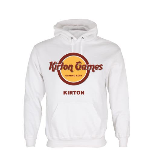 Kirton Games Adult Hoodie - Rocking Hard