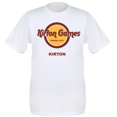 Kirton Games Adult T-Shirt - Rocking