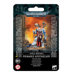 Space Marines: Primaris Apothecary