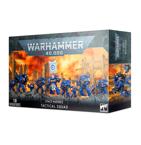 Space Marines: Tactical Squad