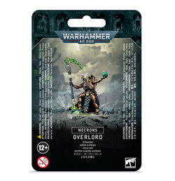 Necrons: Overlord