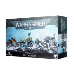 Space Wolves: Grey Hunters