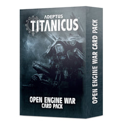 Adeptus Titanicus: Open Engine War Cards