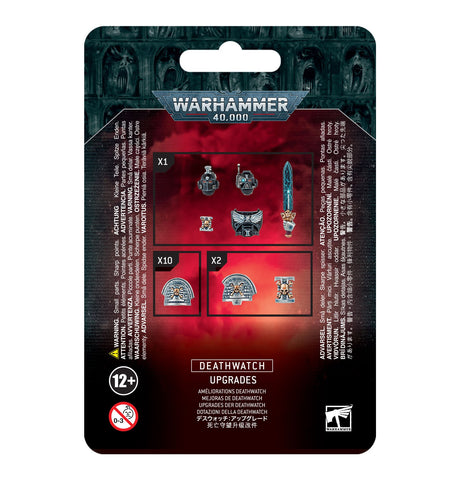 Deathwatch: Upgrades