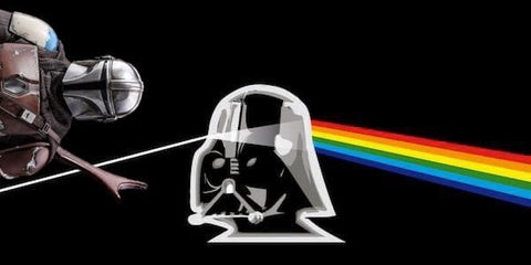 Disco Vader XIV - six pilots to rule them all - this is the way - Thursday 3rd December