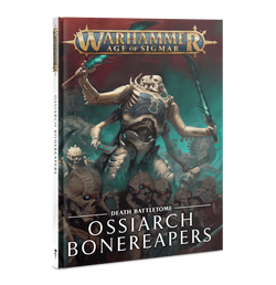 Battletome: Ossiarch Bonereapers